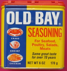 Old Bay Seasoning - 6 oz